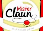 Show claun con mister claun
