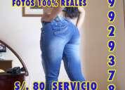 Natalia 80 soles el servicio incluye especial tetona y culona