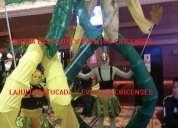 Marotes gigantes muñecones gigantes marionestas gigantes cabezones muñecones lima peru