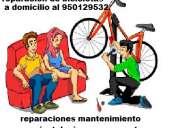 Reparacion de bicicletas trabajos a domicilio surco san borja chorrillos miraflores etc al 950129532