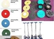 Escobillas para lustradoras industriales/chasquy, nilfisk, thomas, karcher, electrolux/+++/997617202