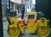 Alquiler y venta  rodillos  3 toneladas dynapac 4252269/997470736