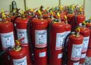 Extintores para todos los gustos