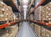 Alquilo local techado y seguro de 1000 m2 para almacén