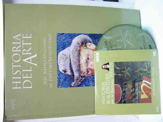 libro de historia del arte: