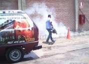 Fumigacion desratizacion - fumigacion de empresas y domicilio