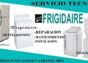 Servicio tecnico frigidaire lavadora 4476173