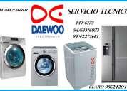 Servicio tecnico daewoo en lima  rpm  # 942093707