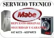 servicio tecnico mabe lavadora refrigeradora 6750837