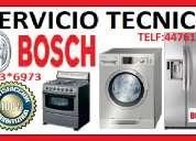 Servicio tecnico bosch refrigeradora 4476173
