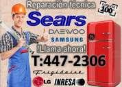 bosch al 447-2306 = servicio tecnico de refrigeradoras bosch - electrolux - mabe