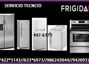 Servicio tecnico frigidaire refrigeradora 4476173 en lima