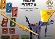 Máquinas para fabricar ladrillos ecológicos